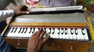 आसान तरीके से हारमोनियम बजाना सीखें part 3 -दस ठाट सीखें शुद्ध स्वर और कोमल स्वर  की पूरी जानकारी