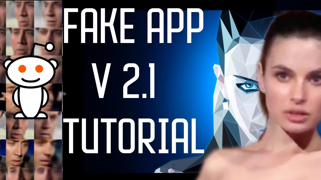 Fakeapp 2.1 Tutorial |Face swapping using ML and AI !!deepfakes tutorial  #Smartphone #Android