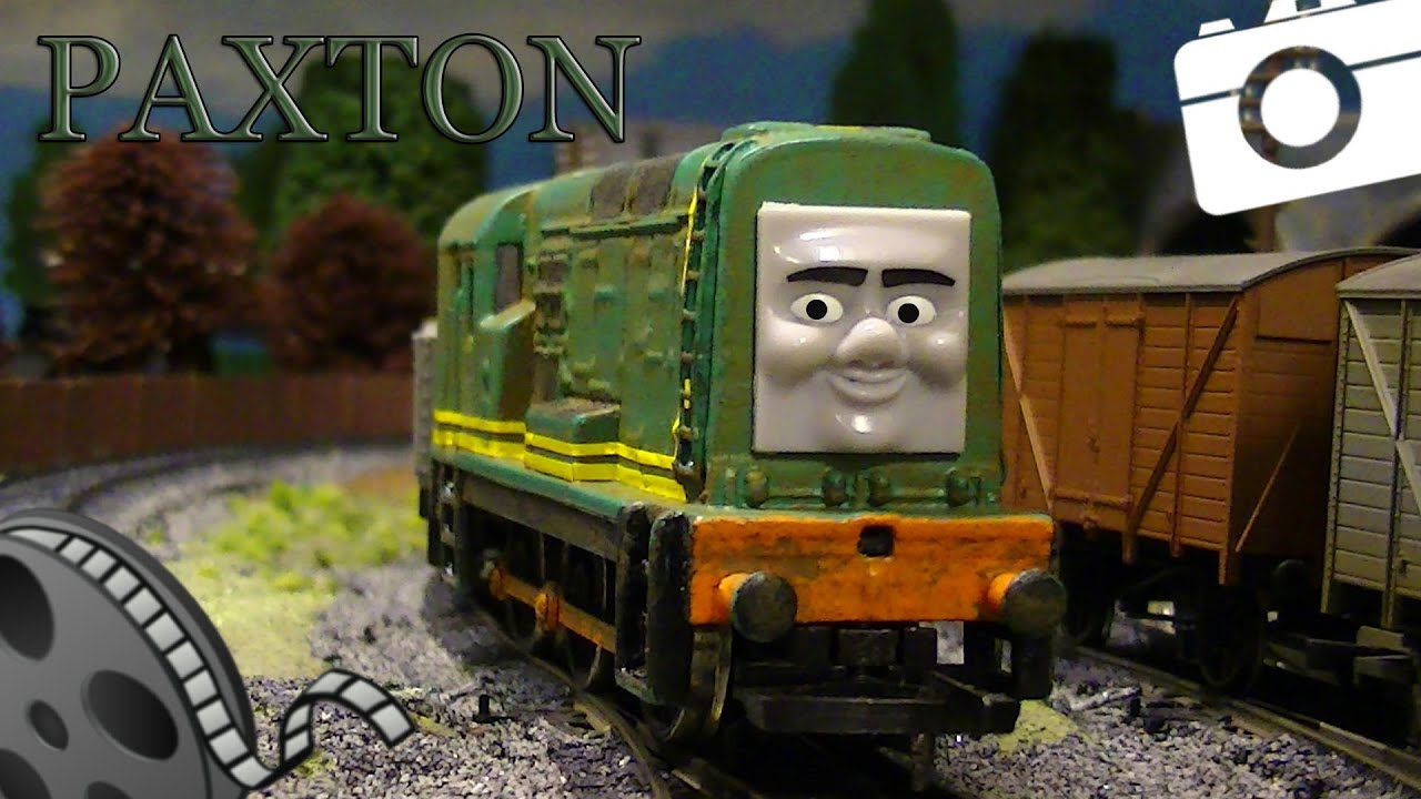 Thomas Amp Friends Paxton Custom Model 00 Youtube