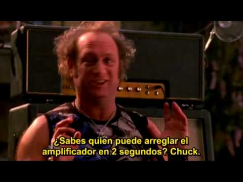 Chuck 3x14 //Jeffster Goes Unplugged