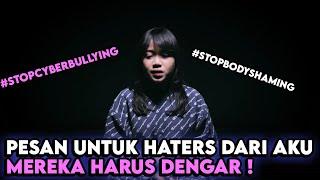 Pesan Untuk  Para Haters..