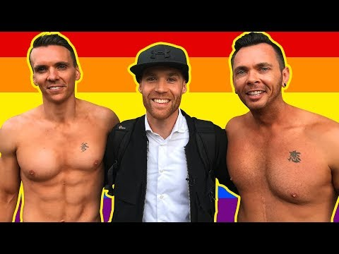 Gay Pride Amsterdam Tour in 8K 360
