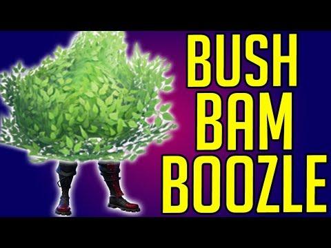 BUSH BAMBOOZLE (Fortnite)