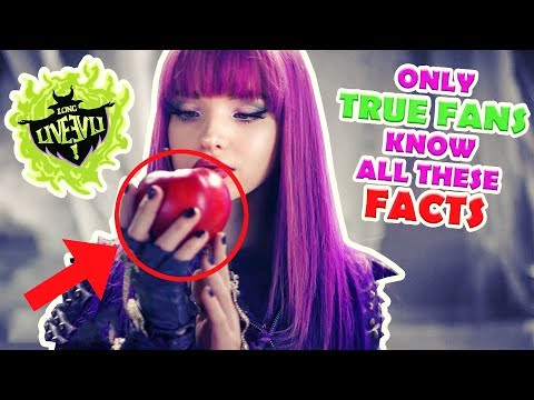 WAYS TO BE WICKED 🍎 10 Things You Missed in Disney DESCENDANTS 2 Music Video! 🔍 BORN2BE VIRAL 🔥
