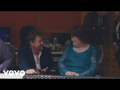 Michael Ball and Susan Boyle Join Forces for New Music Video 'A Million Dreams'