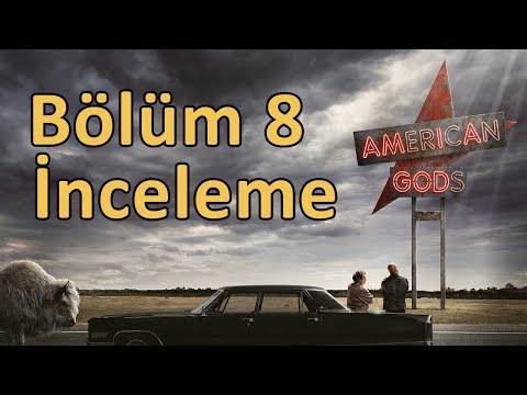 American Gods Bölüm 8 inceleme