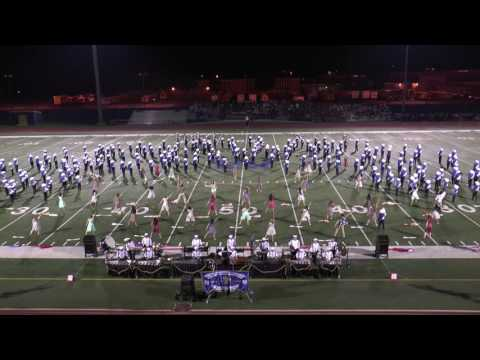 21- Chicagoland Marching Band Festival 2016: Warren Township High School Marching Band