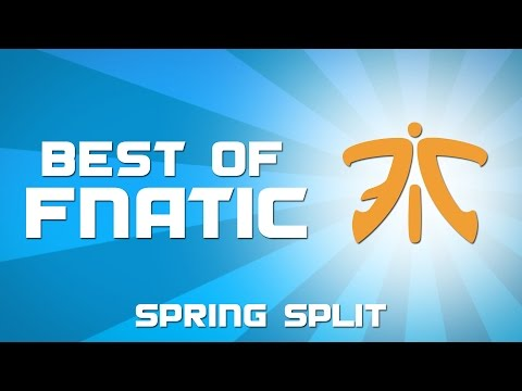 Best of Fnatic | Spring Split by DutchMash