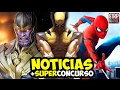 Noticias -  SORTEO CON MYLO BRIZUELA, Novedades INFINITY WAR, WOLVERINE RESUCITA...| Strip Marvel