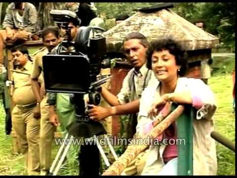 Aparna Sen directs Yugant, 1995 Bengali film with Anjan Dutt and Roopa Ganguly