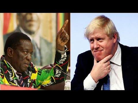 U.K. economic assistance to Zimbabwe will be hinged on democratic progress