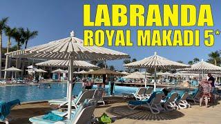 Обзор отеля Labranda Royal Makadi 5 Hurgada Египет