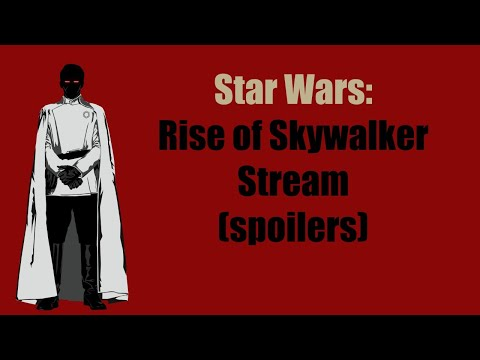 Malicious Nonsense: The Rise Of Skywalker Stream