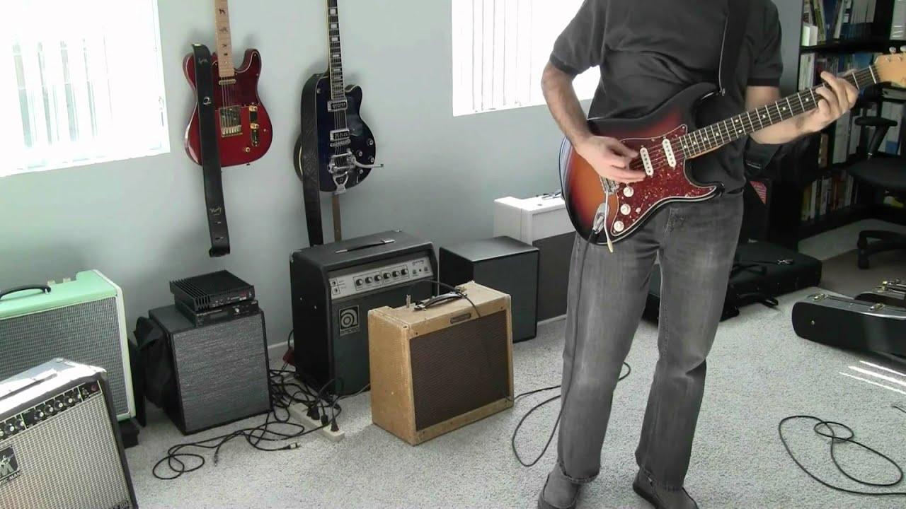 fender harvard 5f10 amp demo part 1 youtube. Black Bedroom Furniture Sets. Home Design Ideas