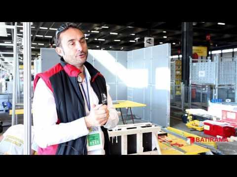 Nouvelle épreuves aux Olympiades des métiers : Construction béton armé!