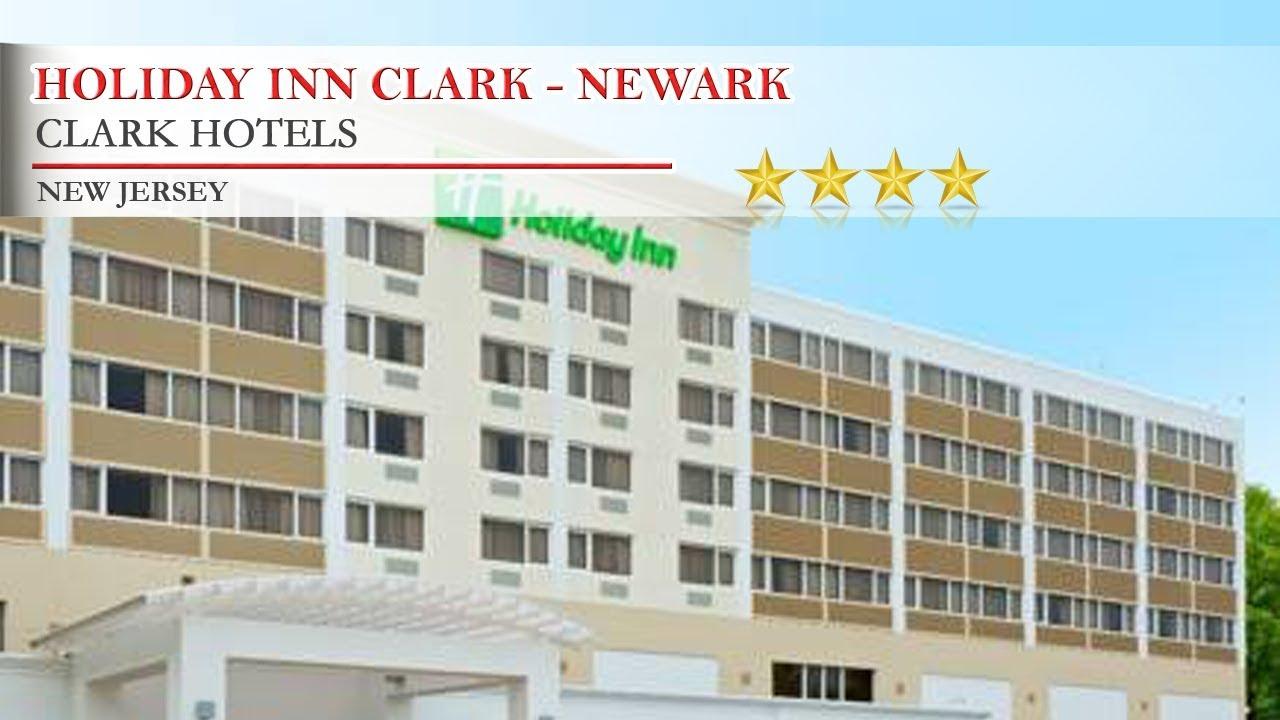 Holiday Inn Clark Newark Hotels New Jersey