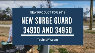 Surge Guard Releases a NEW 34930 and 34950 Portable Total Electrical Protection System