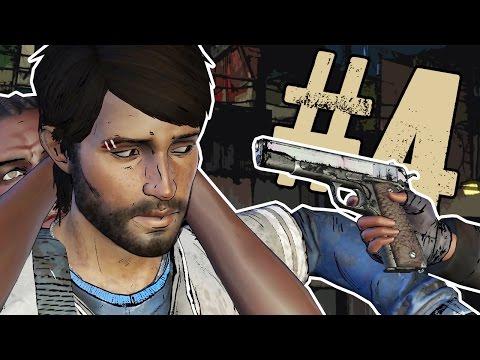 IŠLO NÁM O ŽIVOT ! The Walking Dead: A New Frontier letsplay #4