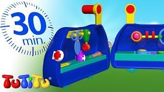TuTiTu (ТуТиТу) Игрушки | Набор для врача