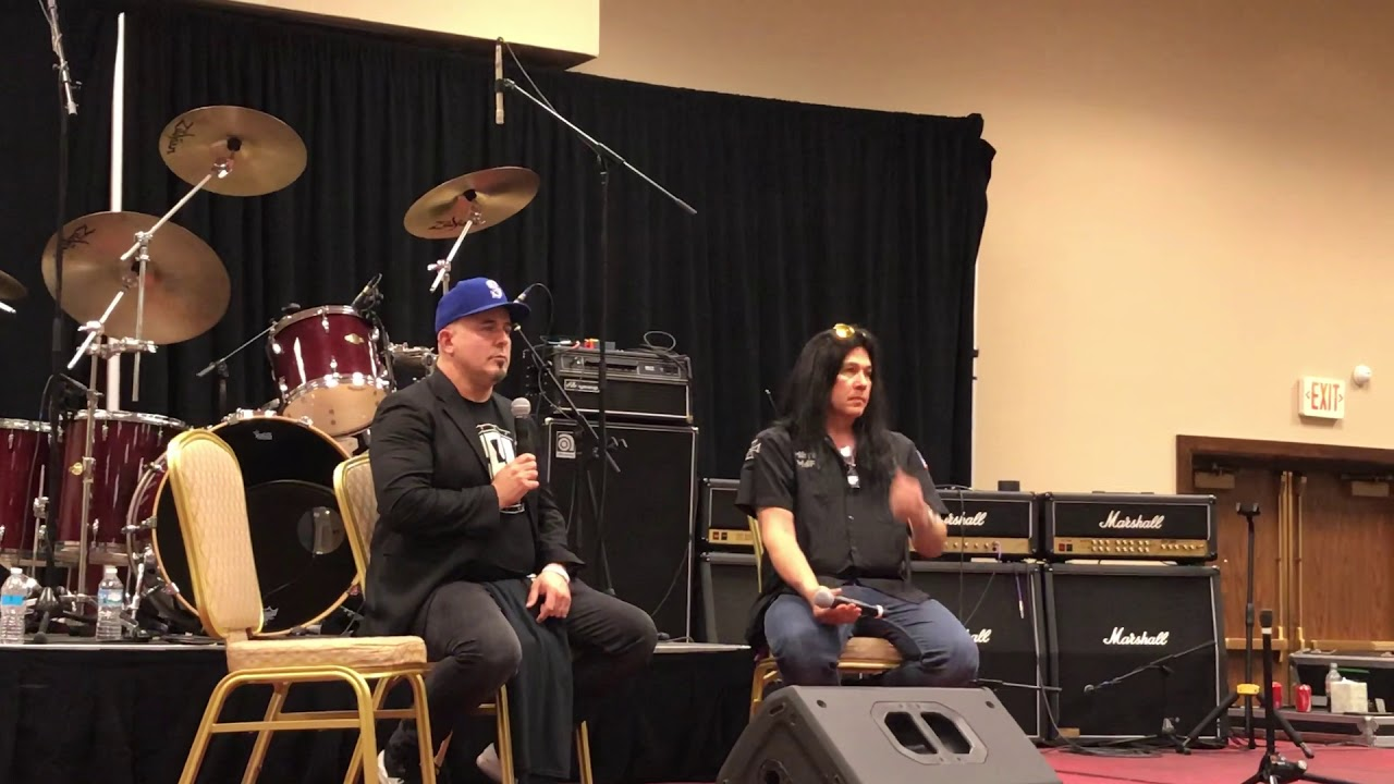 Mark Slaughter Responds To Criticism From Vinnie Vincent At Indy