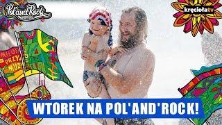 Wtorek na Pol'and'Rock Festival!