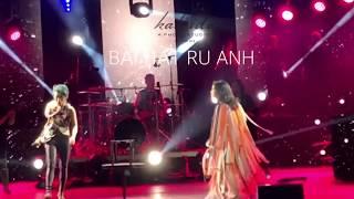 BÀI HÁT RU CHO ANH | Thanh Lam & Hà Trần | Liveshow Thanh Lam | Bình Minh | Hà Nội, 01.12.2018