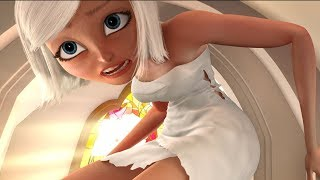 Monsters VS Aliens All Cutscenes | Full Game Movie (PS3, X360, Wii)