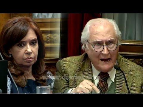Pino bancó a CFK