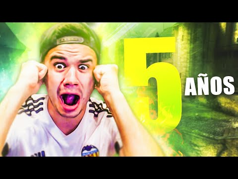 """""""CSGO Cumple 5 años!"""" 