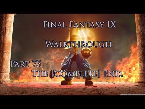 Final Fantasy IX | Walkthrough Part 75 | Final Battles and Secret Extended Ending! (HD 720p PS3)