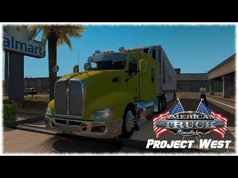 American Truck Simulator - Project West