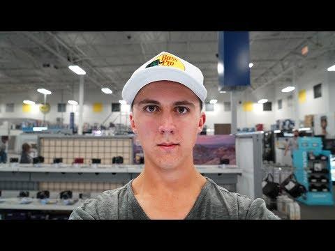 Vlogging with Best Buy cameras!!!