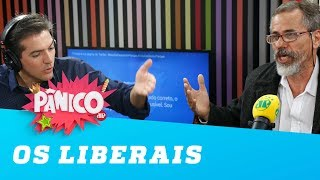 """Rubens Nunes: """"a nova direita do país são os chamados liberais"""""""