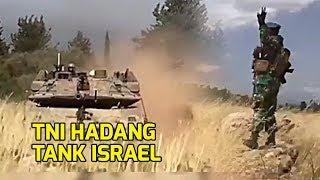 Download lagu VIRAL Prajurit TNI Hadang Tank Israel di Perbatasan Lebanon