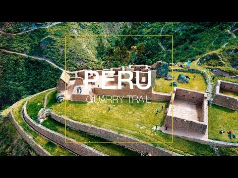 Let's Hike the Quarry Trail in Cusco, Peru | Travel Video