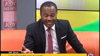Danger! Earthquake Looms In Accra - AM Show Headlines on JoyNews (11-12-18)