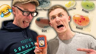EVERY FLAVOURED BEANS CHALLENGE! | Neil Vs Nile {BAD IDEA}