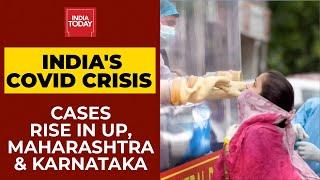 Covid-19 News: Coronavirus Cases Rise In Karnataka, Rajasthan, Uttar Pradesh \u0026 Maharashtra