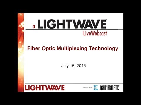 Fiber Optic Multiplexing Technology