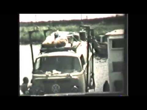 1974 East Africa, VW Combi Trip, part 5, Burundi & Tanzania, By Boat, From Bujumbura, To Kigoma
