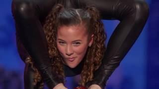 Sofie Dossi - America's Got Talent 2016