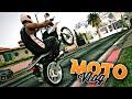 GTA V - Moto Vlog - MOTO HONDA BROS 160 2016 #46
