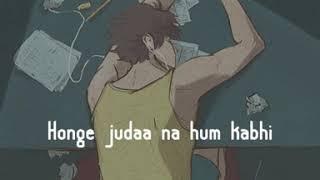 Tumne kaha tha sath jiyenge sad whatsapp status | Music Junction