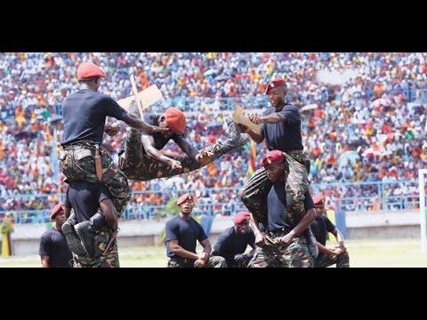 Yaliyojiri Dodoma Kwenye Sherehe za Miaka 53 ya Muungano wa Tanzania