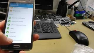 (Delete Google Account) Samsung telefondan google hesabi silme