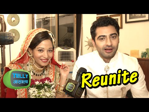 Harshad & Preetika aka Zain & Aliya Of Beintehaa Reunite