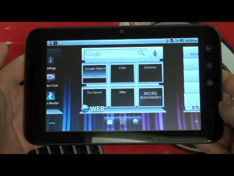 Dell Streak 7 Review by The Digital Digest: Part 1