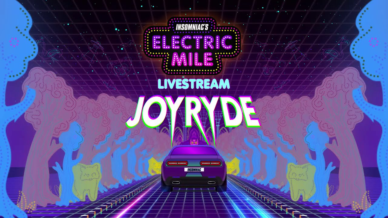Download JOYRYDE at Electric Mile (February 12, 2021)