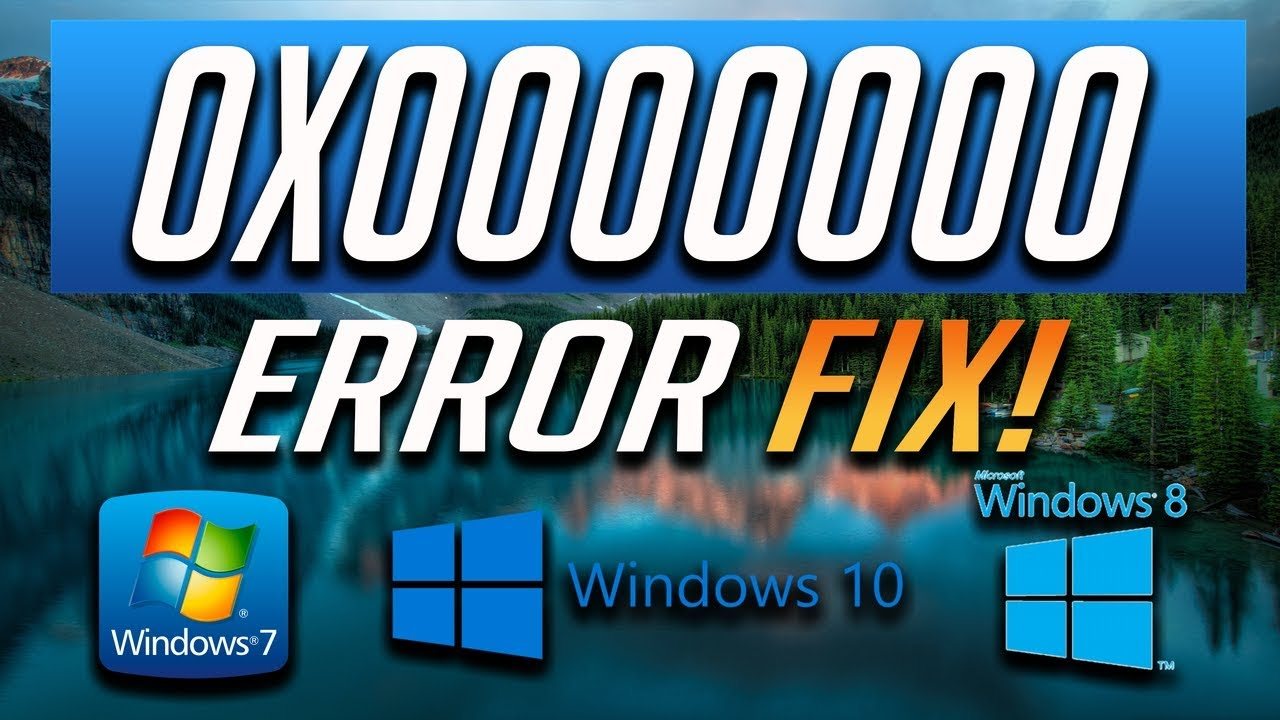 how to fix error 0x000000 memory could not be read in windows 10 8 7 - memory could not be written fortnite