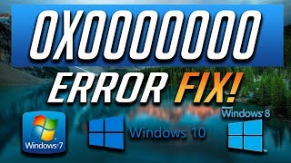 How to Fix Error 0x000000 Memory Could Not Be Read in Windows 10/8/7